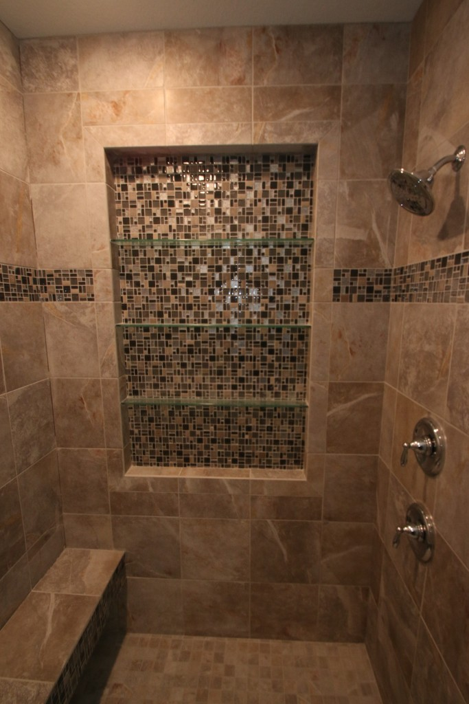 Ordinaire 3/18/15 U2013 Custom Tile Shower